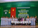 On November 20th 2019, at Hue University of Medicine and Pharmacy, the Center for Education Accreditation – Vietnam National University, Hanoi (VNU-CEA) announced the decision and awarded the certificates of assessment of education quality to 03 programs of the university (Nursing, Pharmacy and Public Health).